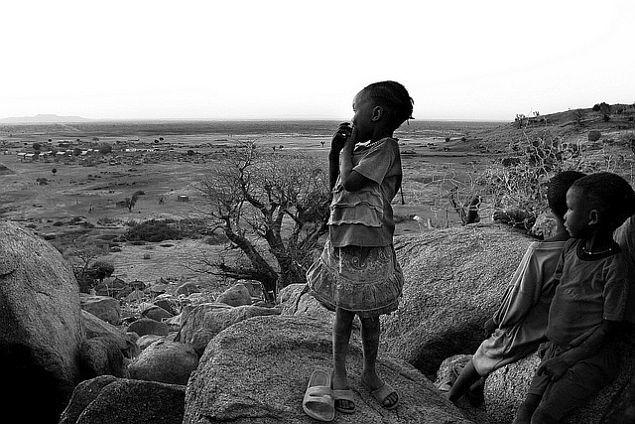 Il reportage, in viaggio sui Monti Nuba